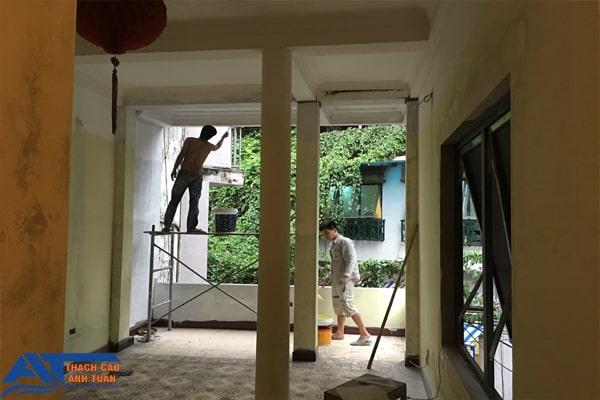 Chuyên sơn nhà Đà Nẵng